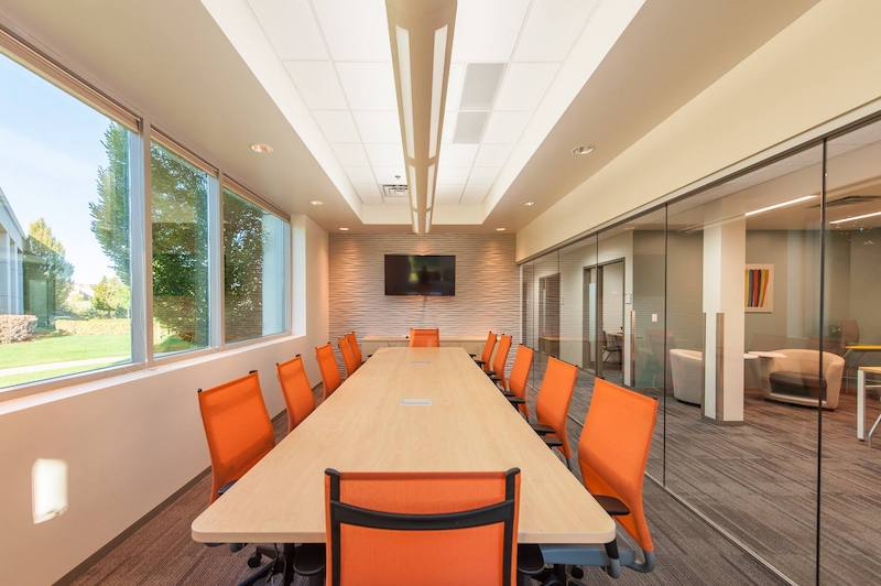 Turnkey Charlotte Conference Room