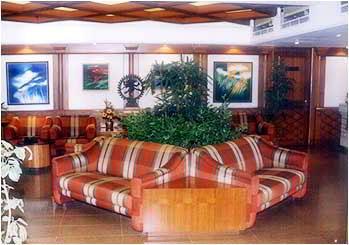 Chennai Virtual Office Address - Lounge Commons Area