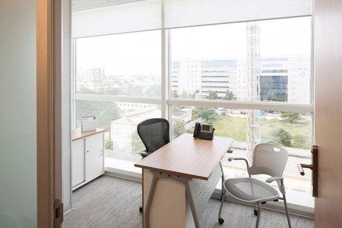 Chennai Temporary Private Office or Meeting Room