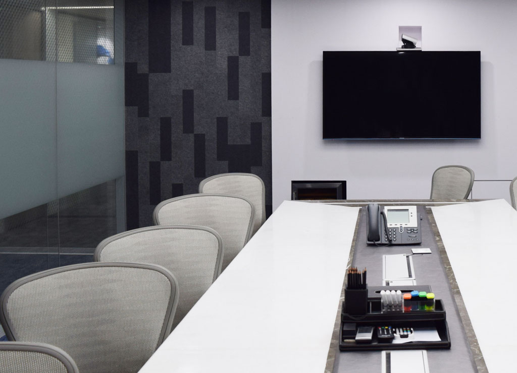 Turnkey Chennai Conference Room