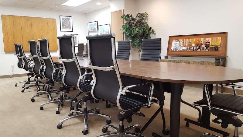 Stylish Cheshire Meeting Room