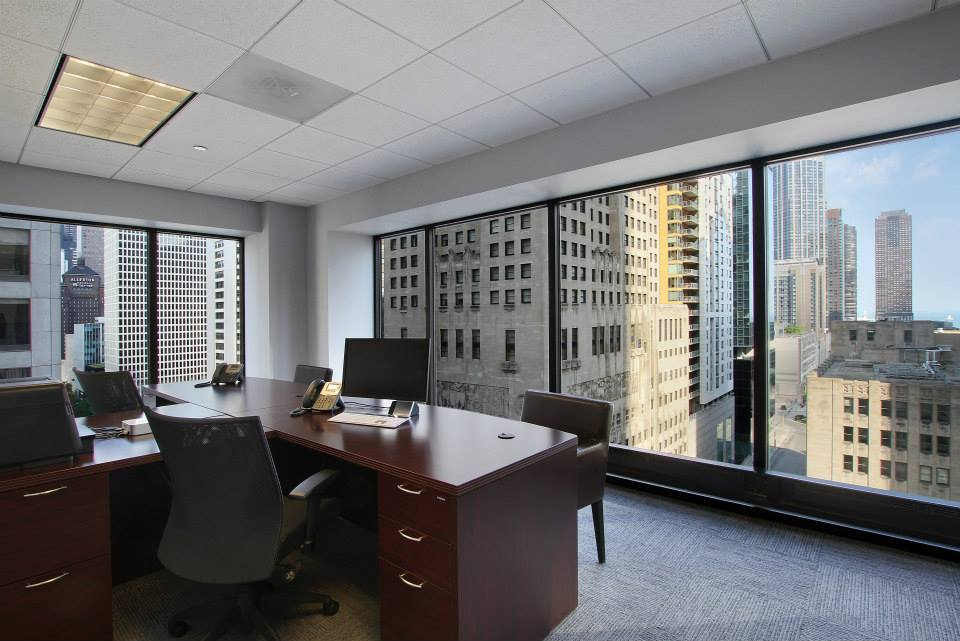 Virtual Offices Chicago - Temp Offices or Meeting Room