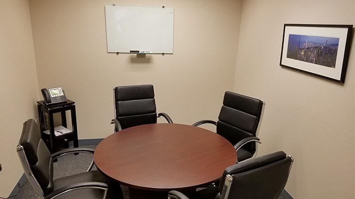 Stylish Chicago Meeting Room