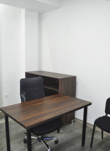 Temporary Chihuahua Office - Meeting Room