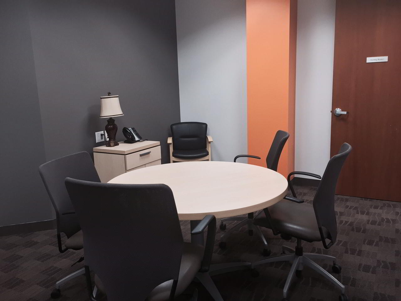 Turnkey Colorado Springs Conference Room