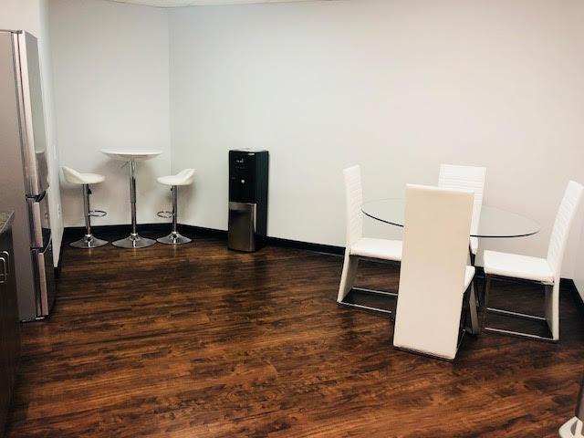 Break Area in Columbia Virtual Office Space