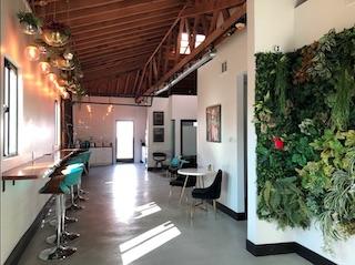 Break Area in Culver City Virtual Office