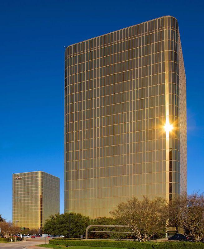 Dallas Business Address - Building Location
