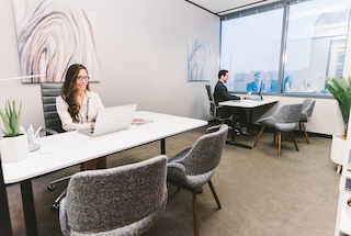 Dallas Temporary Private Office or Meeting Room