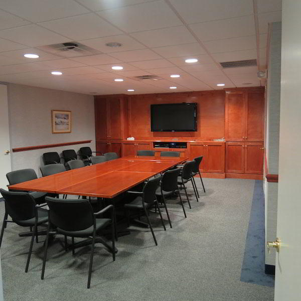 Turnkey Darien Conference Room