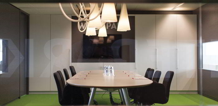 Stylish Delft Meeting Room