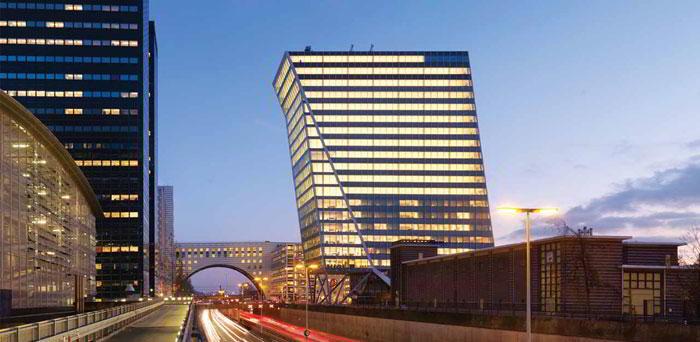 Den Haag Virtual Office Address Location