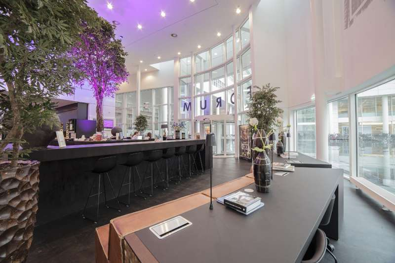 Receptionist and Mail Area - Den Haag Virtual Office