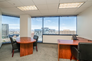 Temporary Denver Office - Meeting Room