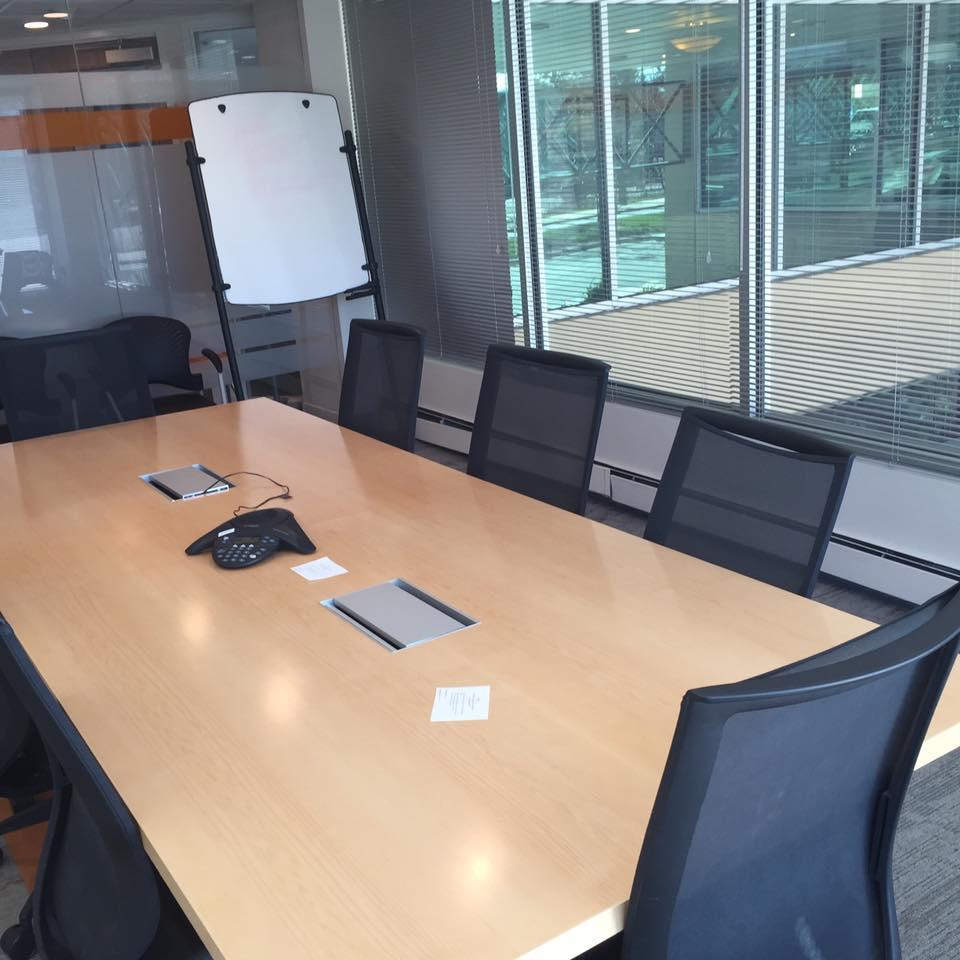 Turnkey Denver Conference Room