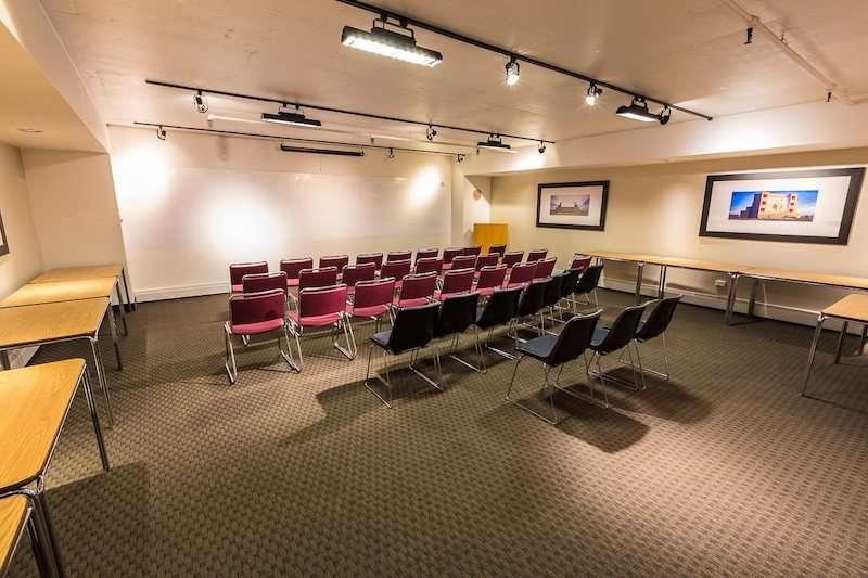 Stylish Denver Meeting Room