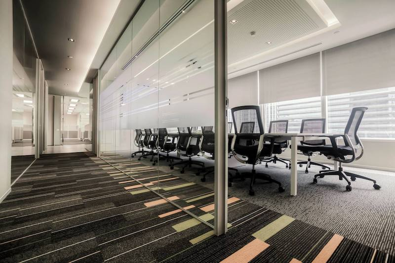 Turnkey Detroit Conference Room