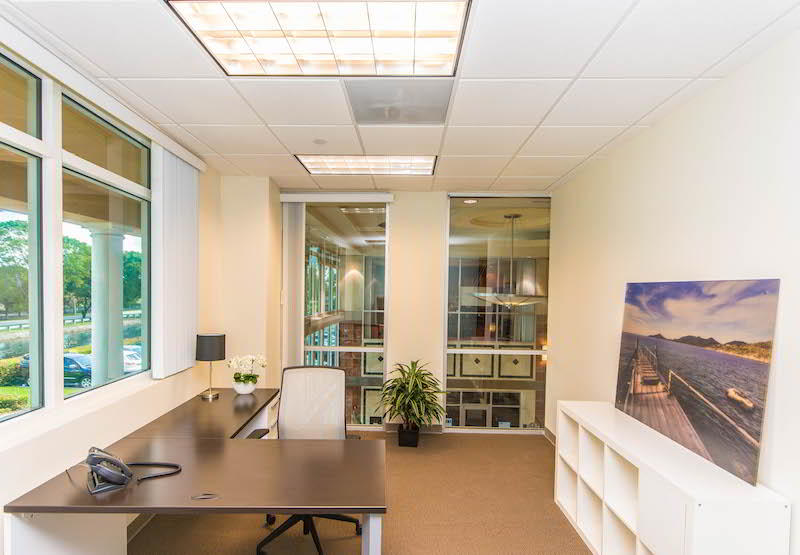 Doral Temporary Private Office or Meeting Room