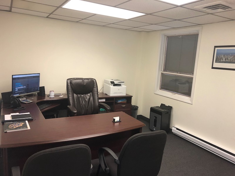 Temporary East Rutherford Office - Meeting Room