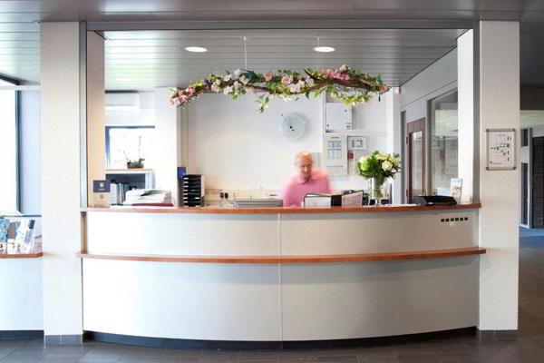 Stylish Entrance Lobby - Virtual Office in Ede
