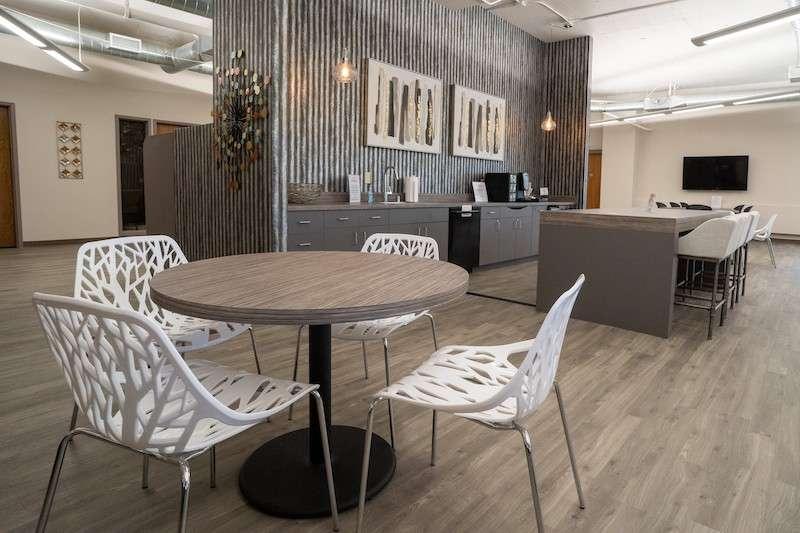 Edina Busines Address - Lounge Area