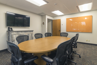 Stylish Edina Meeting Room