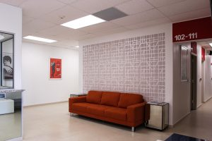 Edinburg Live Receptionist and Business Address Lobby