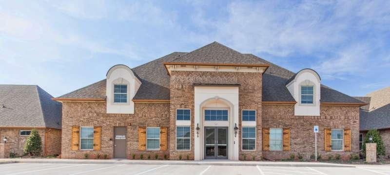 Edmond Business Address - Building Location
