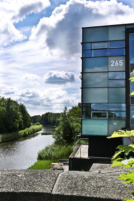 Eindhoven Business Address - Building Location