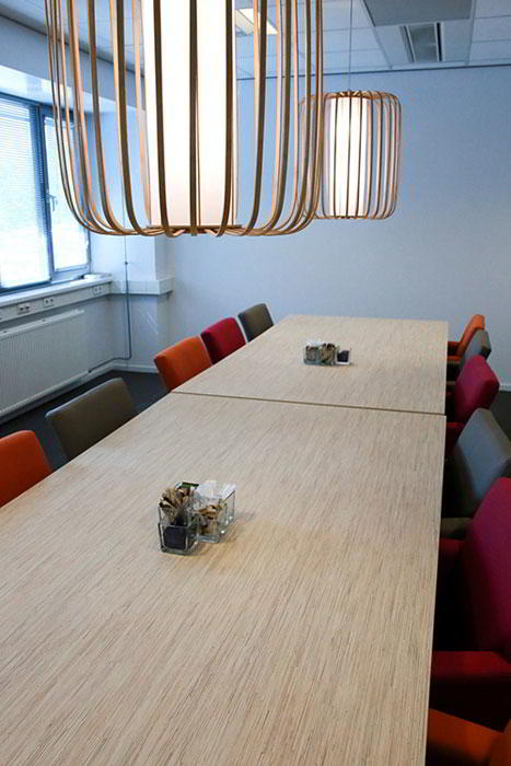 Turnkey Eindhoven Conference Room
