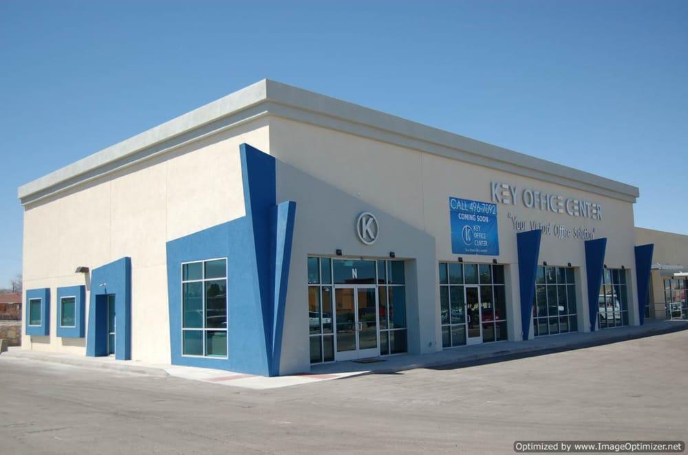 El Paso Virtual Office Address Location