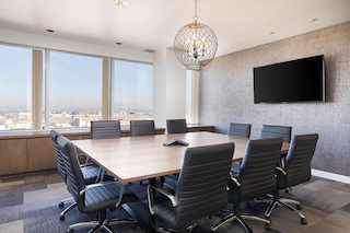 Turnkey El Segundo Conference Room