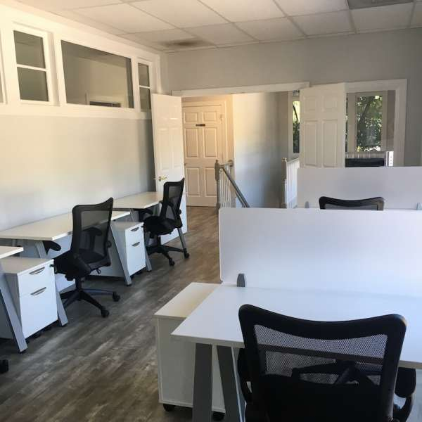 Ellicott City Virtual Office Address - Lounge Commons Area