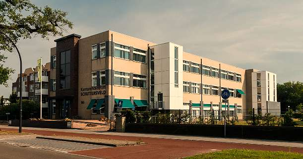 Enschede Business Address - Building Location
