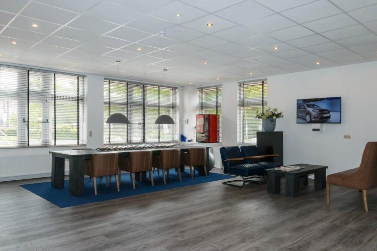 Enschede Busines Address - Lounge Area
