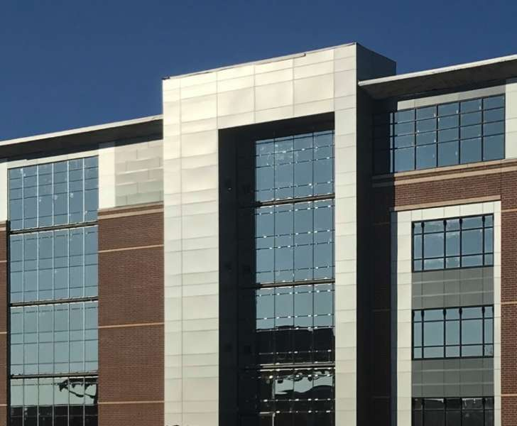 Fishers Business Address - Building Location