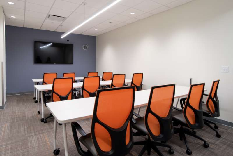 Turnkey Fishers Conference Room
