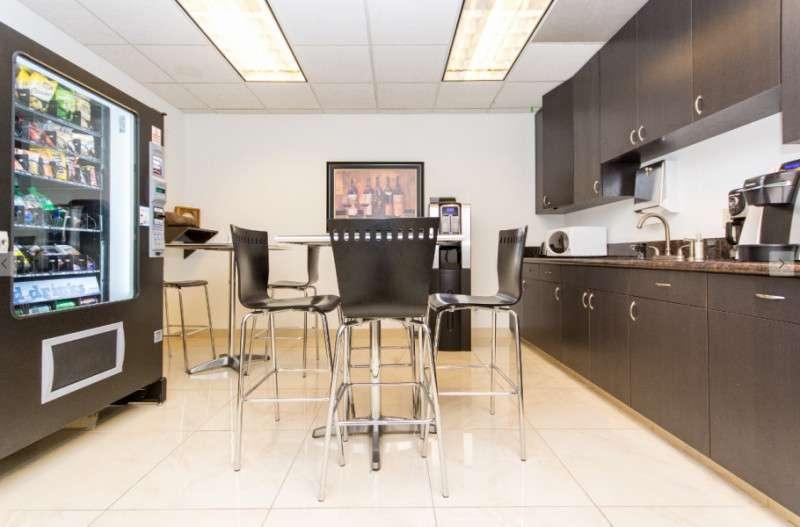 Break Area in Fort Lauderdale Virtual Office Space