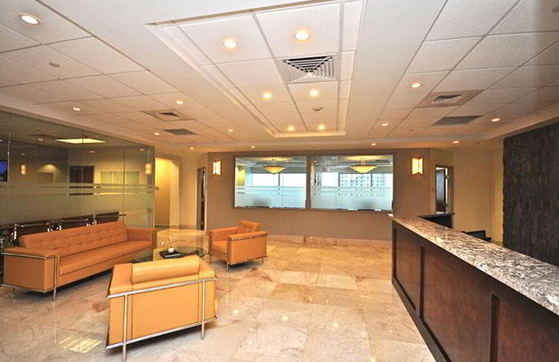 Ft. Lauderdale Live Receptionist and Business Address Lobby