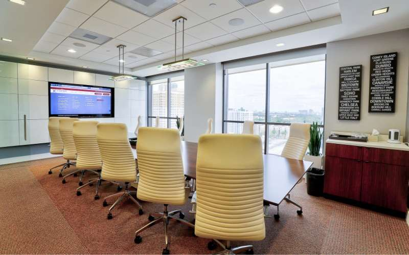 Nice Conference and Meeting Rooms in Ft. Lauderdale