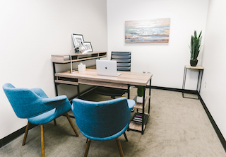 Fort Worth Temporary Private Office or Meeting Room