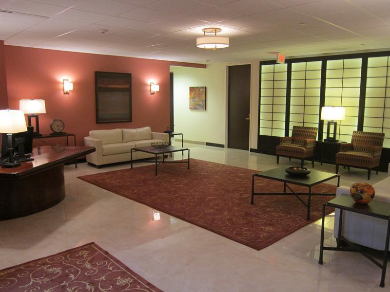 Framingham Virtual Office Address - Lounge Commons Area