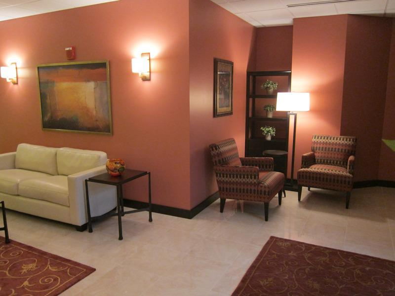 Framingham Virtual Office Space - Comfortable Commons Area