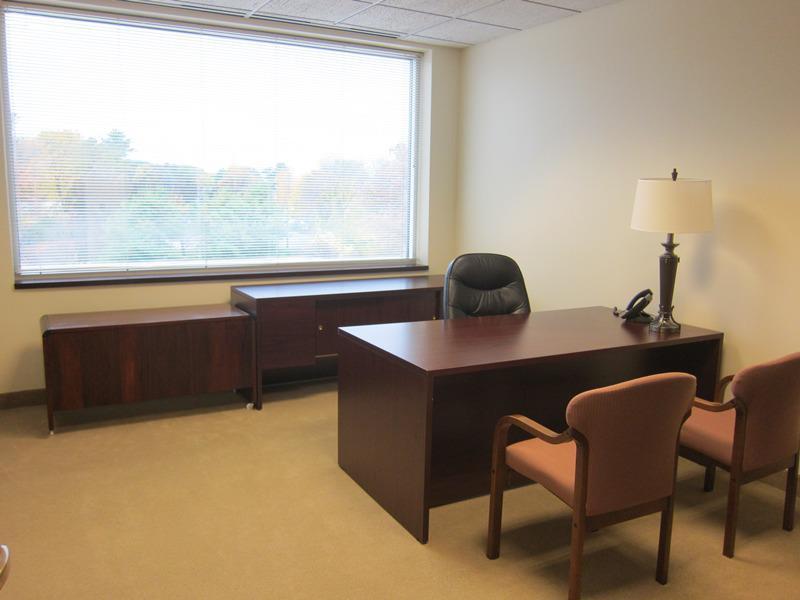 Temporary Framingham Office - Meeting Room