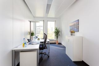 Frankfurt Virtual Office Space - Comfortable Commons Area