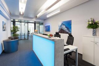 Frankfurt Live Receptionist and Business Address Lobby