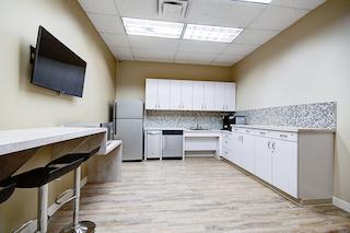 Break Area in Frisco Virtual Office