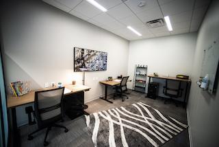 Frisco Virtual Office Address - Lounge Commons Area