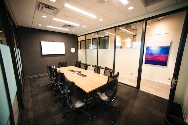 Nice Conference and Meeting Rooms in Frisco