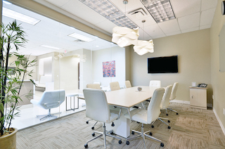 Turnkey Frisco Conference Room